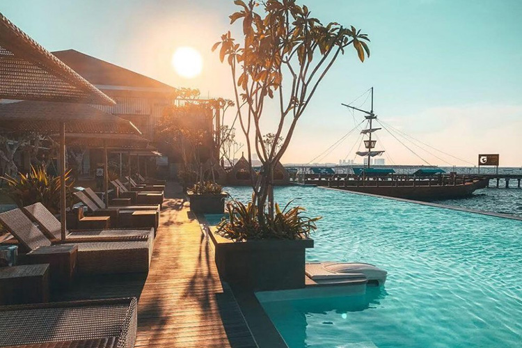 Bisa Jadi Obat Rindu, Ini 5 Cafe dan Resto Ala Bali di Jakarta