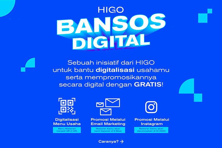 Program Bansos Digital Jadi Solusi untuk Cafe & Resto Selama PPKM