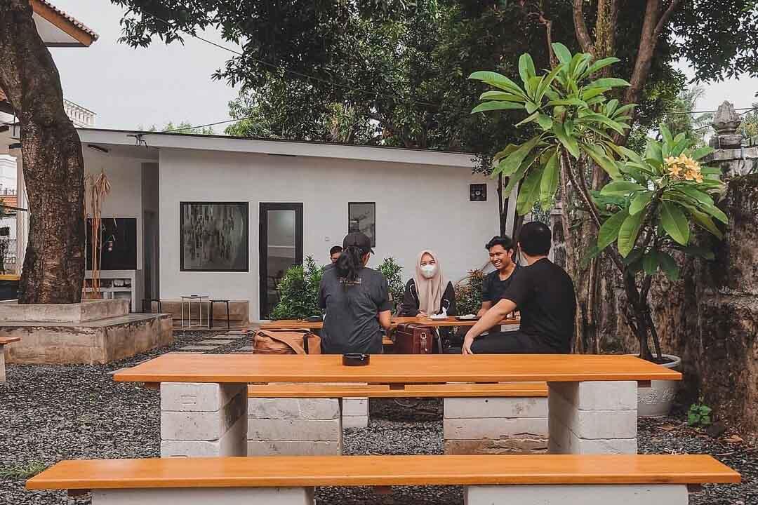 10 Tempat Nongkrong di Jakarta yang Asik Buat Ngopi